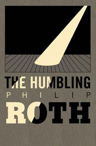 Glaser's design for the cover of Philip Roth's 'The Humbling' (via Wikimedia)