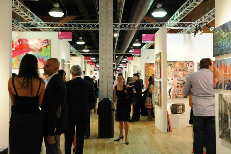 Save some cash and buy reasonably priced artwork at the Affordable Art Fair from April 3-6.