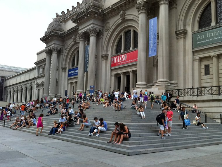 Museum-hop on the Upper East Side during the Museum Mile Festival, on June 10, when nine major museums — including the Met, Guggenheim, and Neue Gallery — open their doors for free.
