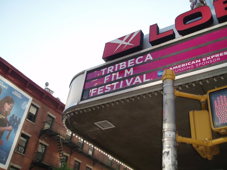 Attend a screening at the Tribeca Film Festival, which runs from April 16-27.
