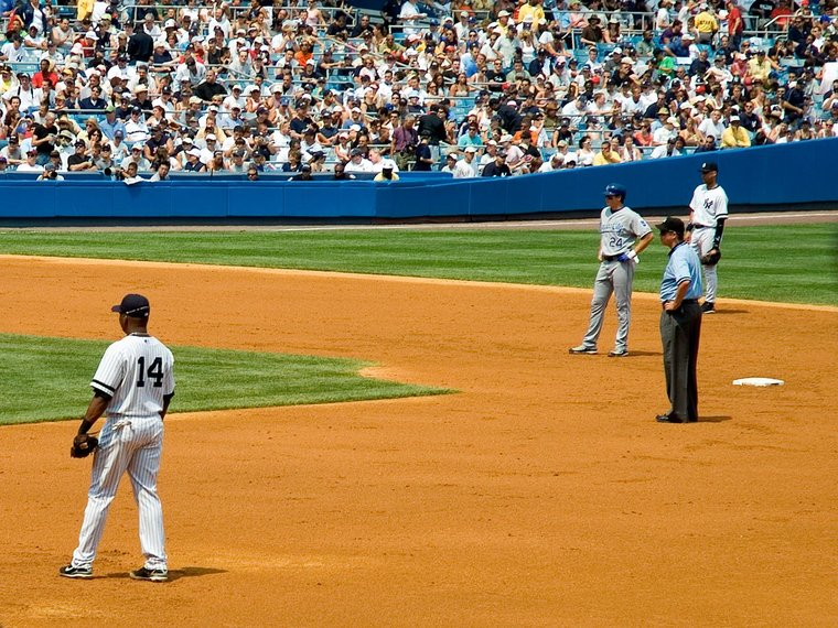 Cheer on the home team at a Yankees or Mets game.
